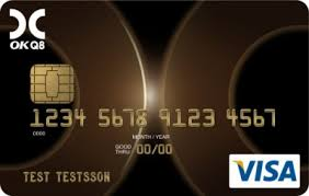 Bästa kreditkortet OKQ8 Bank